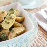buttery herbed potatoes-3139