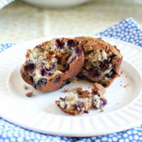 Blueberry Cinnamon Muffins-4124