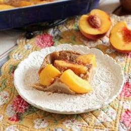 Peach Clafoutis-4064
