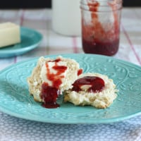 Strawberry Balsamic Jam {www.themessybakerblog.com}-4432
