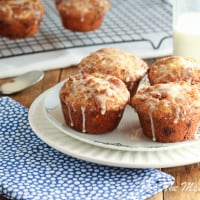 Snickerdoodle Muffins {www.themessybakerblog.com}-5595