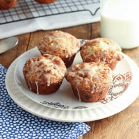 Snickerdoodle Muffins {www.themessybakerblog.com}-5610