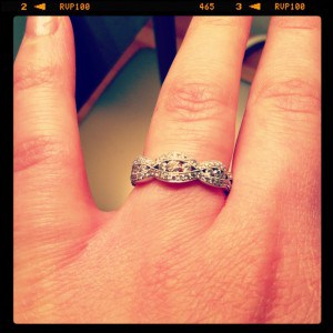 Slice of Life Saturday's ~ New Bling!