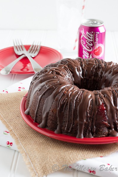 Chocolate Cherry Coke Cake | www.themessybakerblog.com-6761
