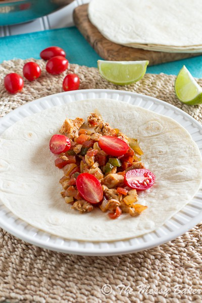 Smoky Chicken Chipotle Tacos | www.themessybakerblog.com-6809