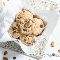 Healthier Choco Chip Cookies-7919