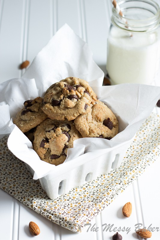 Healthier Choco Chip Cookies-7927