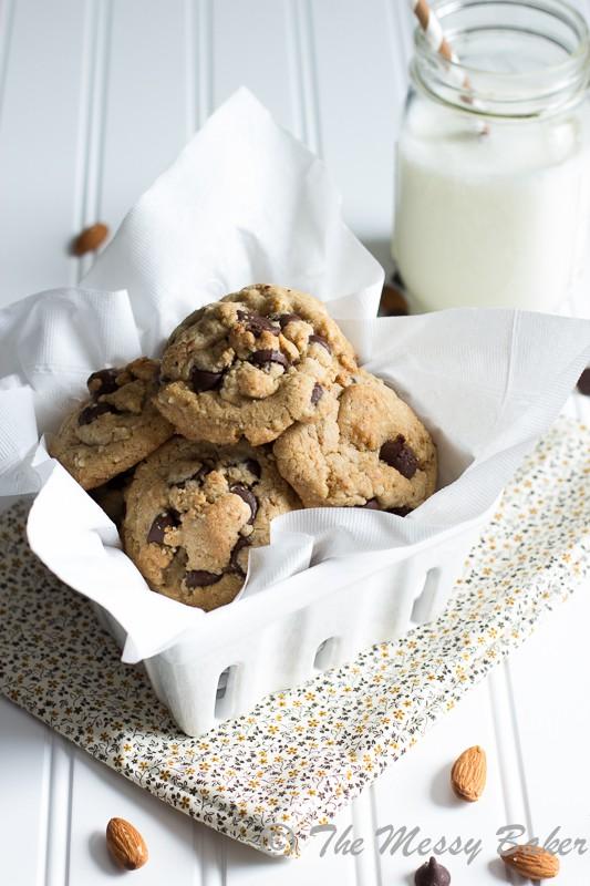 Healthier Choco Chip Cookies-7927