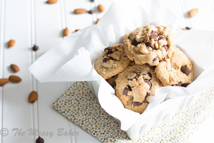 Healthier Choco Chip Cookies-7936