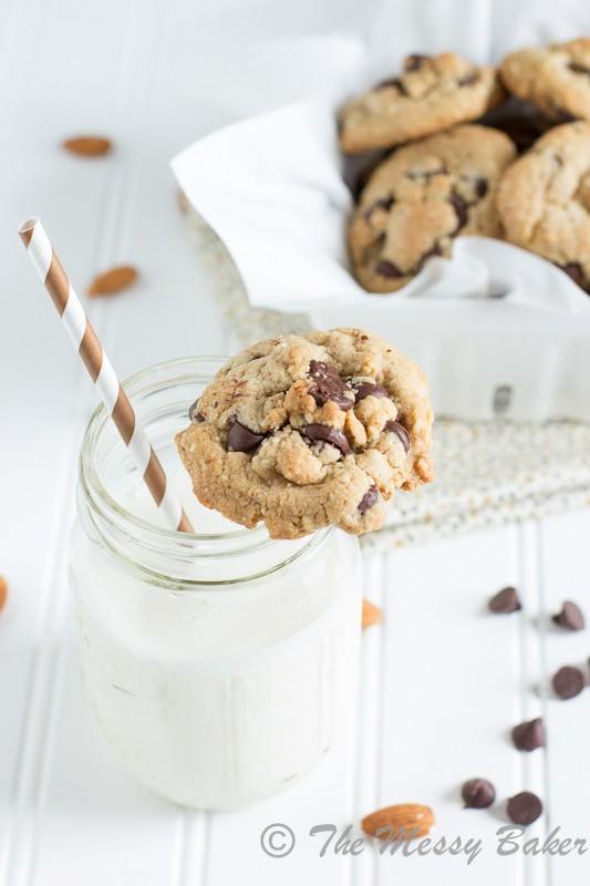 Healthier Choco Chip Cookies-7941