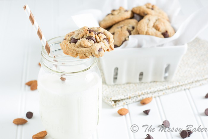 Healthier Choco Chip Cookies-7951