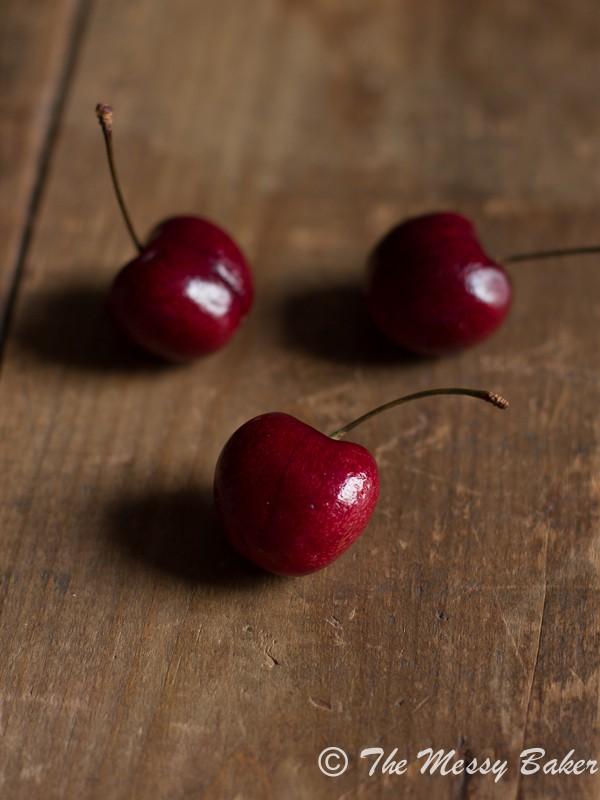 Cherry & Granola Parfaits | www.themessybakerblog.com-8061