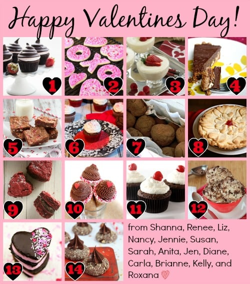 Valentine's Day Recipe #HolidayFoodParty