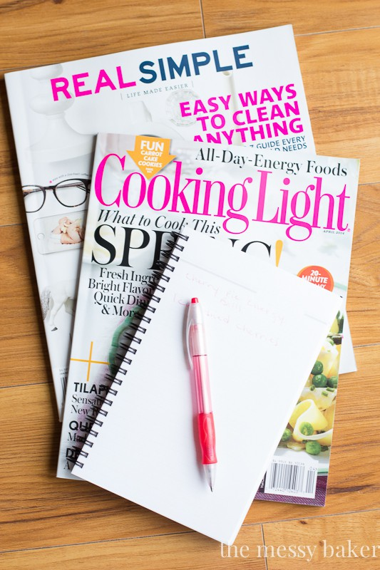 Cooking Light/Real Simple | www.themessybakerblog.com