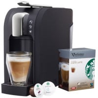 Starbucks Verismo Brewer Giveaway | www.themessybakerblog.com