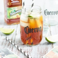 Jose Cuervo Teagarita Review | www.themessybakerblog.com