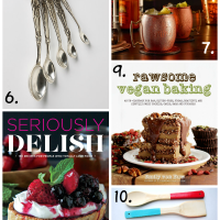 Holiday Gift Guide 2014 | www.themessybakerblog.com