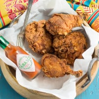 Buttermilk Fried Chicken Tutorial | www.themessybakerblog.com