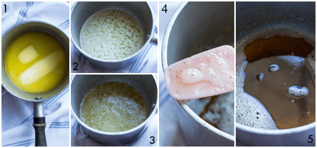 How To Make Brown Butter | www.themessybakerblog.com