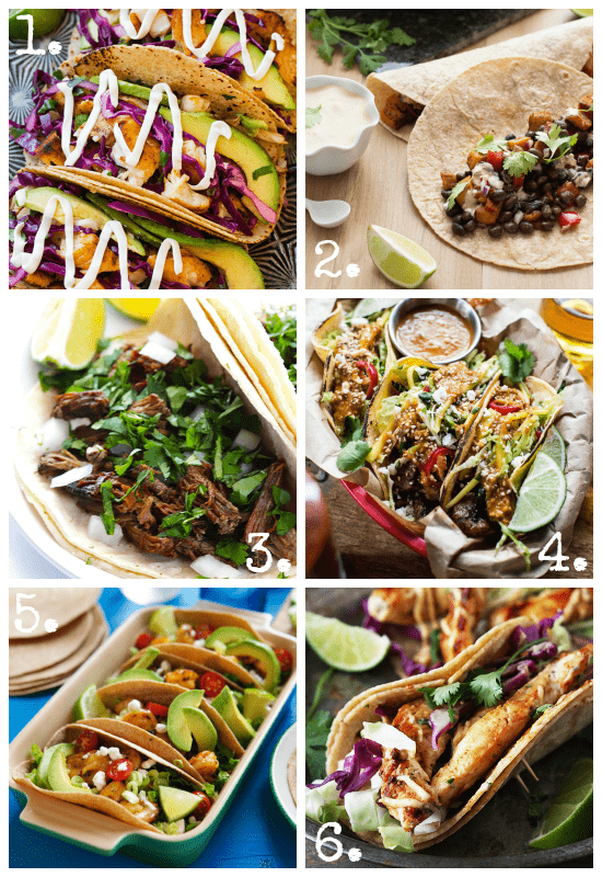 Cinco De Mayo Taco Recipes
