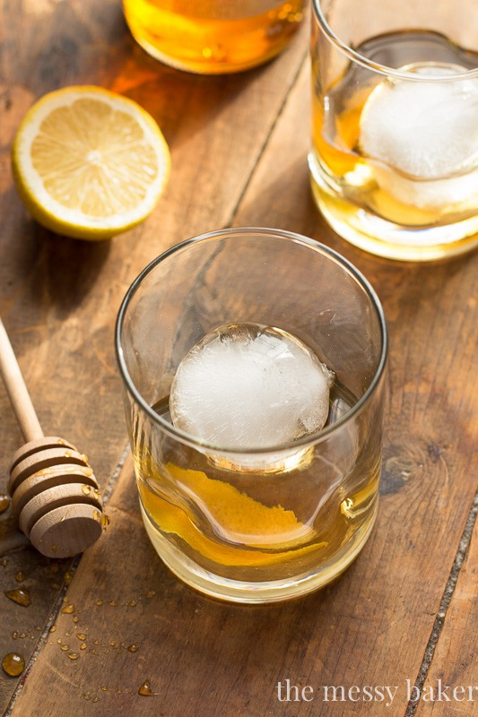 Honey Jack Cocktail