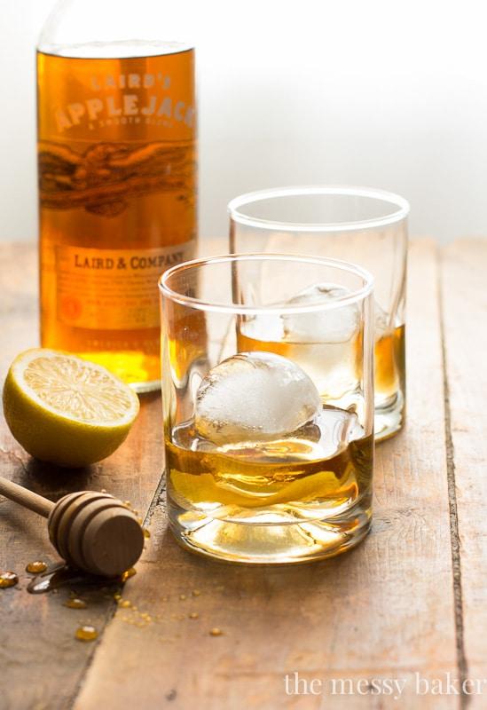 Honey Jack Cocktail