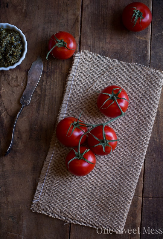 Vine-Ripened Tomatoes