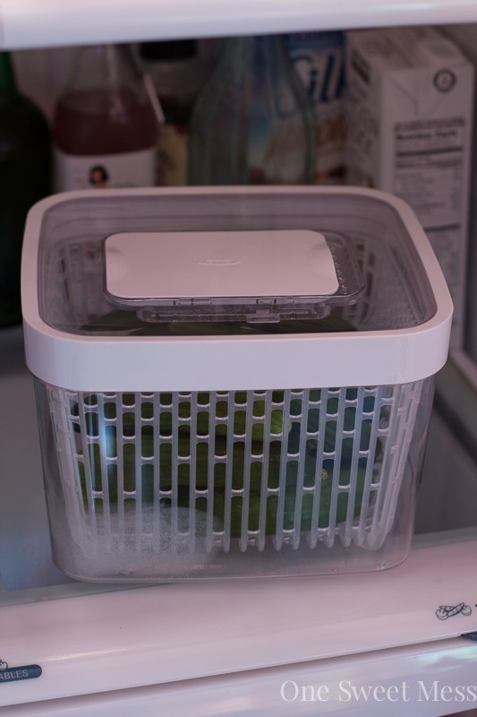 OXO GreenSaver System Review