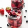 Summer Berry Moscato Sangria