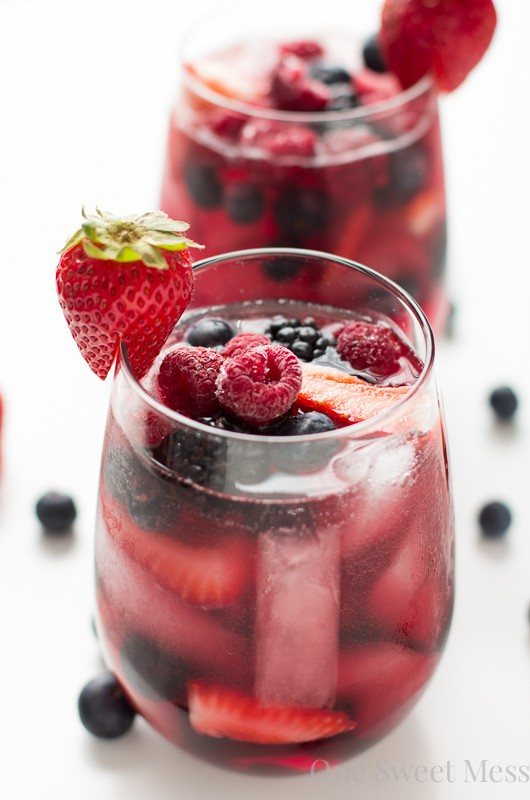 how to make white sangria with moscato