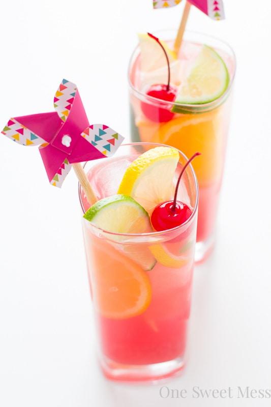 Tiki Punch Cocktail