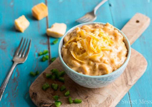 Chipotle Beer Mac & Cheese