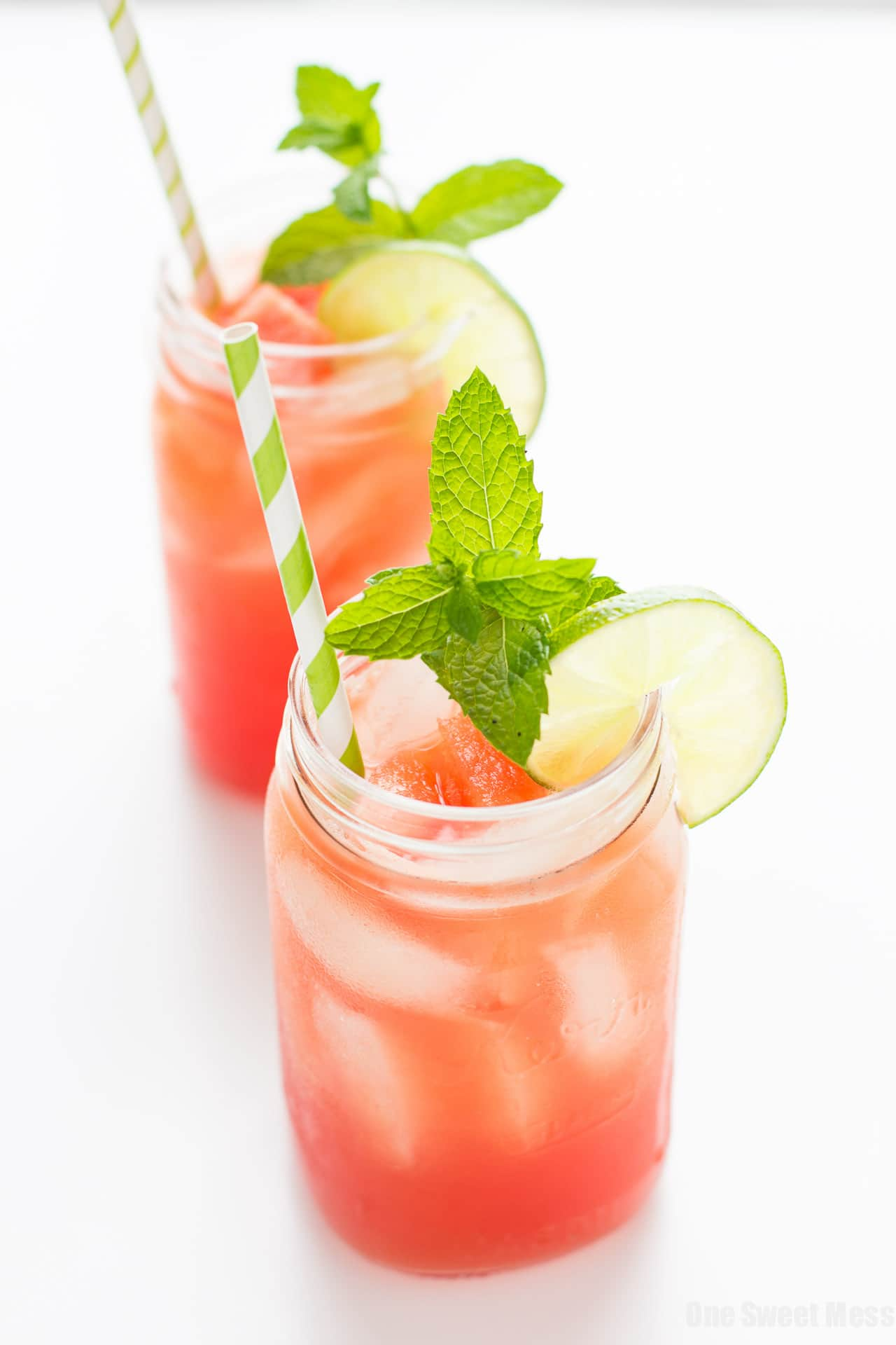 Watermelon Crush Cocktail