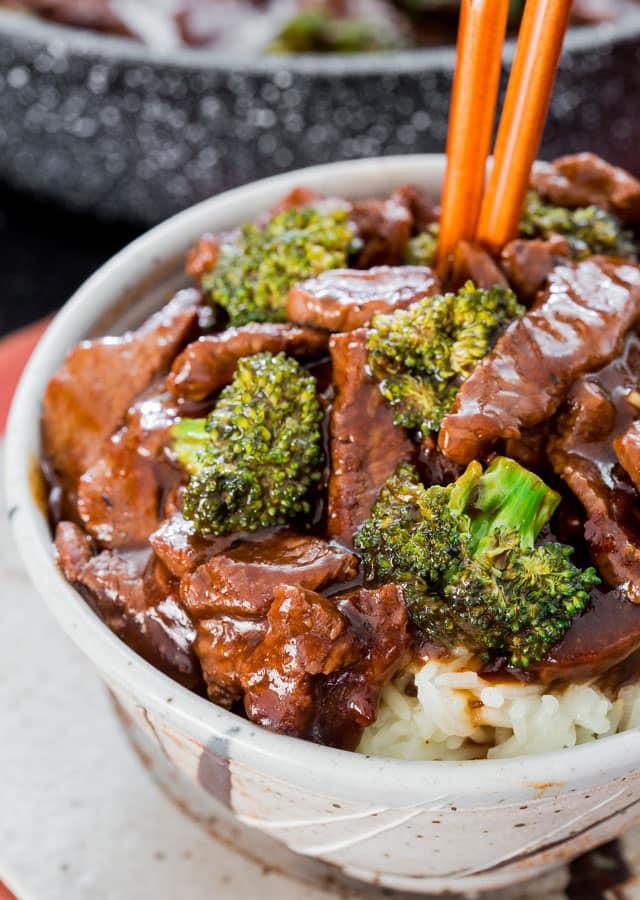 Easy Beef & Broccoli Stir Fry