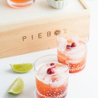Shut Your Pie Hole (aka Cherry Pie) Cocktail