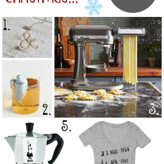 All I Want for Christmas Holiday Gift Guide 2015