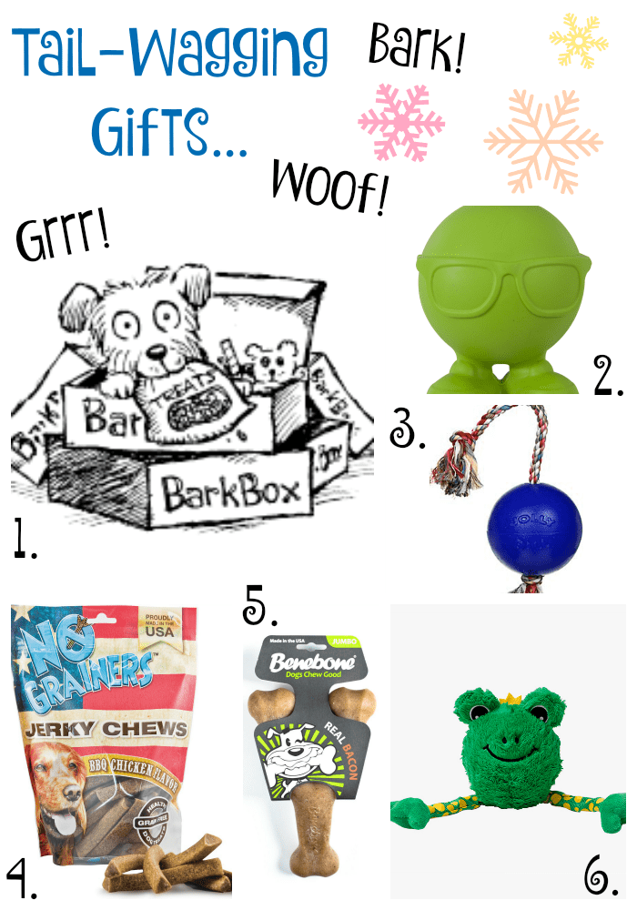 Gifts for the Pup Holiday Gift Guide 2015