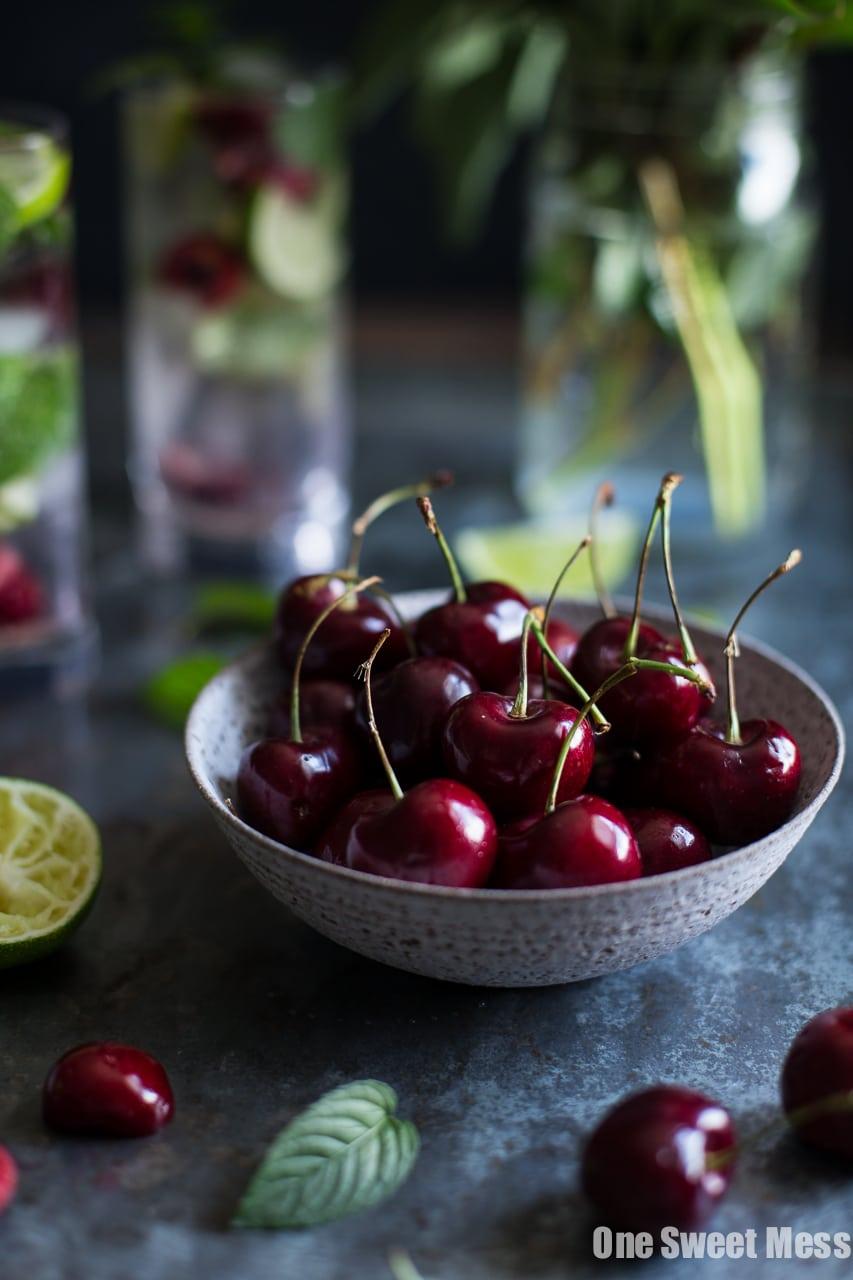 Black Cherry Mojito