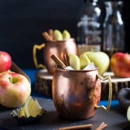 Apple Pie Mule
