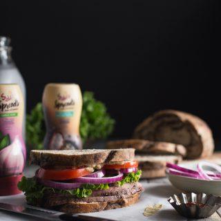 BBQ Steakhouse Sandwich