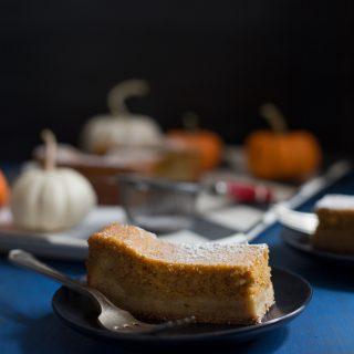 Pumpkin Pie Gooey Butter Cake