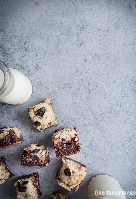 Gluten-Free Chocolate Chip Cookie Brownies
